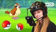 Harika Bir Şey: Pokemon GO Oynayanlar İçin Tasarlanan Özel Kask!