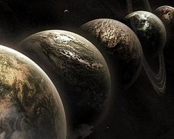 Güneş Sistemi Dışında Yaşam Olması Muhtemel 8 Süper Dünya