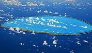 Adeta Cennetten Bir Köşe Gibi Görünen Daire Şeklindeki Ada: Tikehau