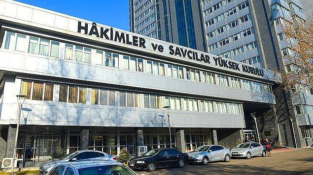 HSYK, Öksüz'ü serbest bırakan hakimleri açığa aldı