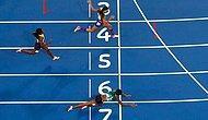 Rio'da Kadınlar 400 Metre Finalini Shaunae Miller Uçarak Kazandı