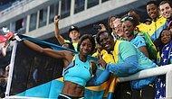 Kadınlar 400 Metre Finalini Uçarak Kazanan Shaunae Miller'la Tanışın