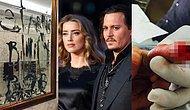 Korku Filmi Gibi Boşanma: Johnny Depp Parmağını Kesip Kanıyla Aynaya Aldatıldığını Yazdı
