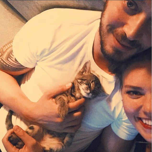 11. Hayvanları seviyorlar...