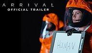 Amy Adams'lı Bilim-Kurgu Filmi 'Arrival'dan İlk Fragman Yayınlandı