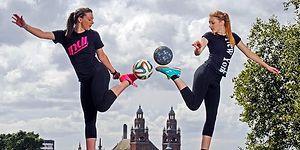 Freestyle Futbolun Kraliçesi Indi Cowie'den Birbirinden Enfes 15 Video