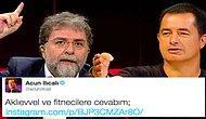 Darbe Soruşturması İçin Kendisini Hedef Gösteren Ahmet Hakan'a Acun'un Cevabı Sert Oldu!