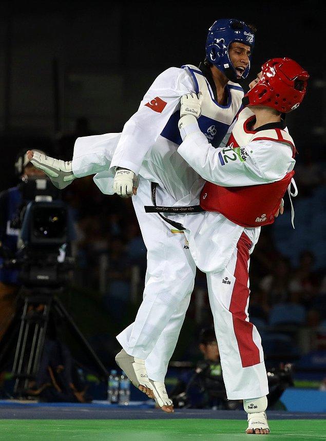 Servet Tazegül bronz madalya için repesaj maçına çıkacak