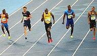 Bolt 200 Metre Finalinde de Rahat Kazandı