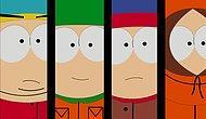 Hangi South Park Karakterisin?