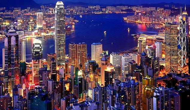 21. Hong Kong