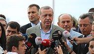 Erdoğan: 'Saldırıyı 12-14 Yaşlarında Bir Canlı Bomba Gerçekleştirdi'