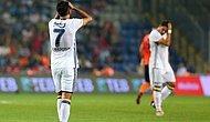 Fenerbahçe'nin Başakşehir Kabusu Sürüyor! 1-0