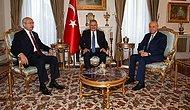 Çankaya'da 3 Saatlik Liderler Zirvesi: 'HDP Net Tavır Almalı'