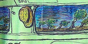 Kelimeler Bu Kadar Güzel Anlatamazdı! Eşsiz Çizimlerle Mert'in Interrail Günlüğü
