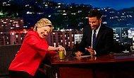 Clinton, Başkanlığa Uygun Olduğunu Göstermek İçin Kavanoz Açtı