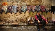 Alın Terini Tarihi Yarımada'nın Sokaklarına Damlatan Bir İstanbul Hamalı'nın Hikâyesi