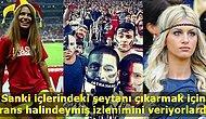 Türk Deplasmanlarının Tadına Bakınca Taraftarlar Hakkında Övgüler Sıralamış 21 Kişi
