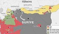 Türkiye,Suriye'nin Kuzeyindeki Cerablus Bölgesine Askeri Harekat Başlattı