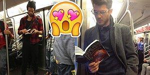 """""""Keşke Kitap Olsam da Beni de Okusa"""" Dedirten 21 Allah Vergisi Yakışıklı Erkek"""