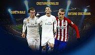 Avrupa'da Yılın Futbolcusu Ödülü Sahibini Buluyor