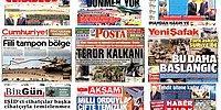 Gazetelerde Bugün | 'Fırat Kalkanı' Harekâtı Manşetlerde...