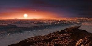 Güneşe En Yakın Yıldızın Yörüngesinde Dünyaya Benzeyen Bir Gezegen Bulundu