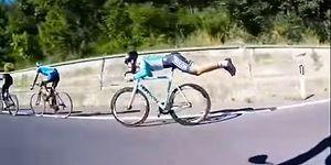 Bisiklet Yarışlarında Şimdiye Kadar Görülmüş En İyi Taktik
