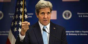 Kerry: 'Bağımsız Kürt Girişimini Desteklemiyoruz'