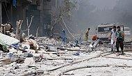 Halep'te Varil Bombalı Saldırı: 20 Ölü