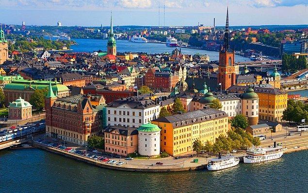 İsveç gibi kuzey ülkelere olan ilgi de ikiye katlanmış durumda.