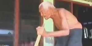 Dünyanın En Yaşlı İnsanı Mbah Gotho ile Tanışın!