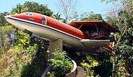 Kosta Rika Ormanlarında Sıradışı Bir Otel; Boeing 727 Suit Hotel