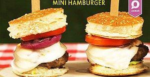 Bu Hamburgerleri Yemeye Kıyamayacaksınız!