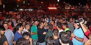 Elektrik Kesildi, 'Darbe' Endişesi Konya'yı Sokağa Döktü