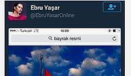 Ebru Yaşar'ın Zafer Bayramı Paylaşımına Tepkisiz Kalamayıp İnce İnce Göndermiş 13 Kişi
