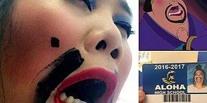 Okul Kimliği Fotoğrafı İçin Mulan Karakteri Kılığına Giren Genç Kız, Sosyal Medyada Fenomen Oldu!