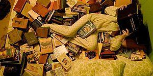 Okumayı Delicesine Sevdiği İçin Bütün Parasını Kitaplara Yatıranların 17 Düşüncesi