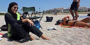 'Burkiniye Destek Bu Kez İsrail'den: 'Musevi Kadınlar da Giyiyor'