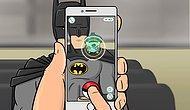 Kafede Oturup Pokemon Tartışan Batman ile Superman