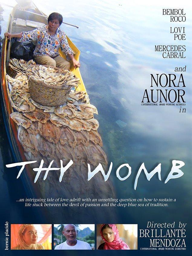 2. Thy Womb (2012)