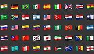 Şekillerinden Ülkeleri Doğru Tahmin Edebilecek Misin?