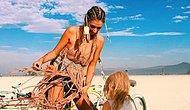 Gelenek Bozulmadı, Yerli ve Yabancı Ünlüler Yine Burning Man Festivaline Akın Etti!
