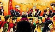 Ergenekon'un Gizli Tanığı, Eski Savcı Bayram Bozkurt Polisten Kaçarken Bacağını Kırmış!