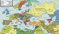2100 Yılında Avrupa Haritası: Aralarında Türkiye'nin de Olduğu Sınırları Değişecek 13 Ülke