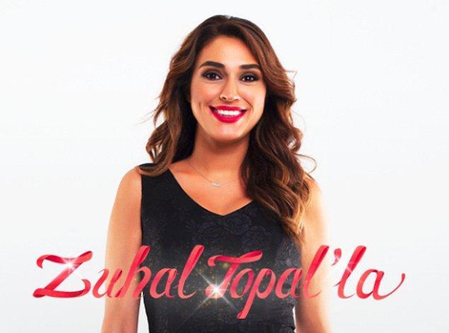 """Esra Erol'un tahtını sallayan Zuhal Topal, son 1 yılda """"gün birinciliği"""" ile izdivaç programlarının en çok konuşulan isimlerinden birisi oldu."""