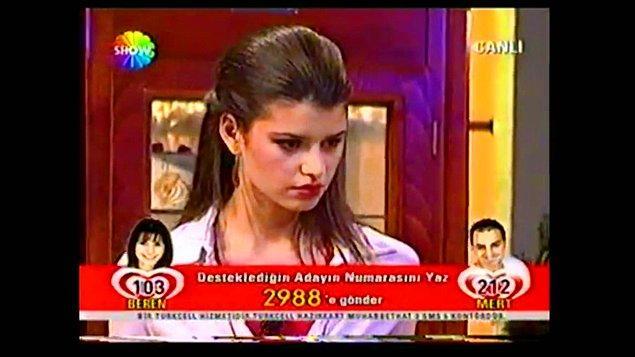11. Beren Saat / Türkiye'nin Yıldızları (Program 2004)