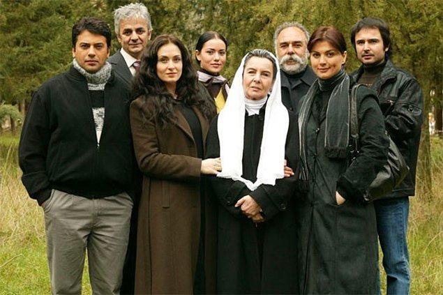 7. Fahriye Evcen / Hasret (Dizi 2006)