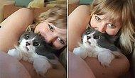 Şapşiklikleriyle Yüzümüzde Gülümseme Oluşturacak Birbirinden Minnoş 21 Kedi