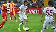 Aslan'dan İlk Puan Kaybı | Kayserispor 1-1 Galatasaray